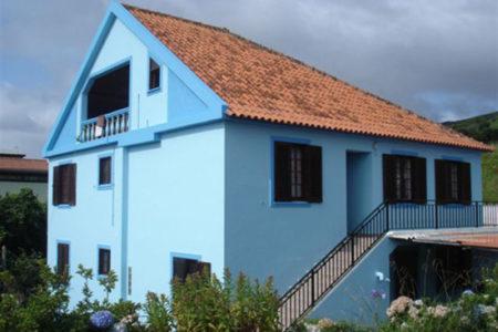 Casa Malheiro Serpa, un ByB en las Azores