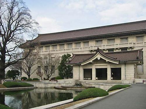 museo-nacional-tokio