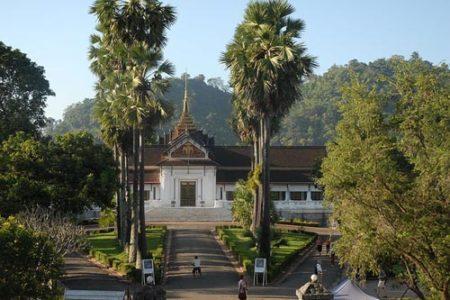 Luang Prabang, en Tailandia
