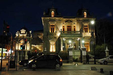 El Palacio Sara Braun, en Punta Arenas, Chile