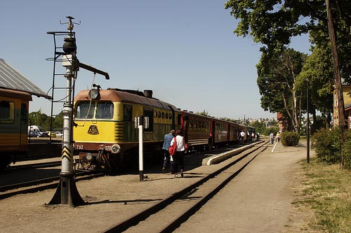 tren-siaurukas