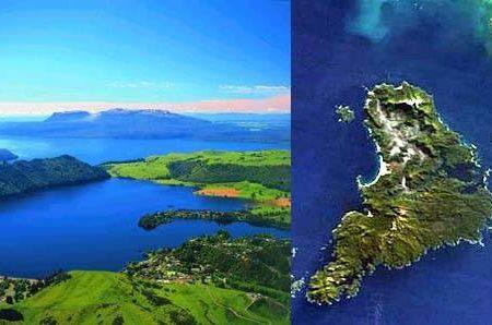 La isla Stewart, paraíso de Nueva Zelanda