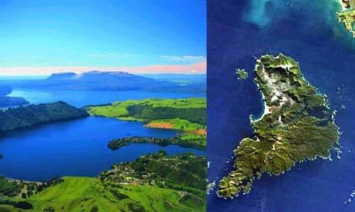 Isla Stewart en Nueva Zelanda
