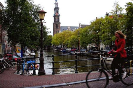 Puente de Diciembre en Amsterdam
