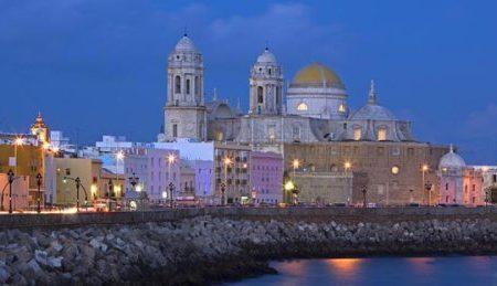 Inician obras del Parador de Cádiz