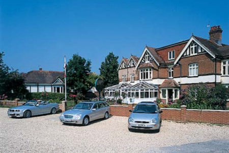 Casa Ormonde, hospitalidad familiar en el Parque New Forest