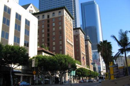 Millennium Biltmore, hotel de lujo en Los Angeles