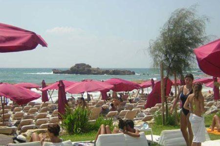 Vacaciones en las playas del Líbano