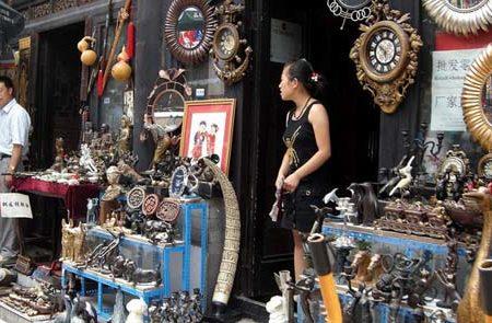 Guía de mercados de Beijing