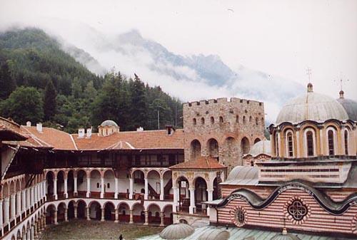 monasterio-rila