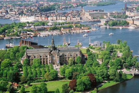 Visita el Museo Nórdico, en Estocolmo