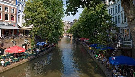 Utrecht, canales y un gran pasado medieval