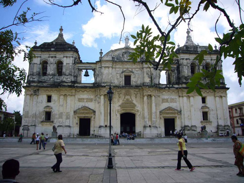 cathedral-leon-nicaragua