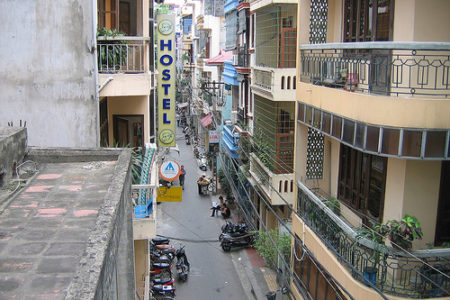 Hanoi Backpackers' Hostel, alojamiento en Vietnam