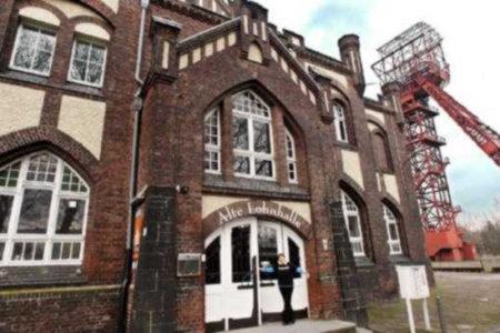 Alte-Lohnhalle, hotel industrial en el Ruhr