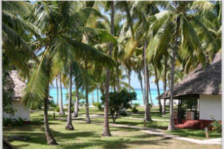 Karafuu, hotel y centro de buceo en Tanzania