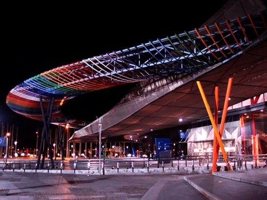 Palacio de Ferias y Congresos de Malaga