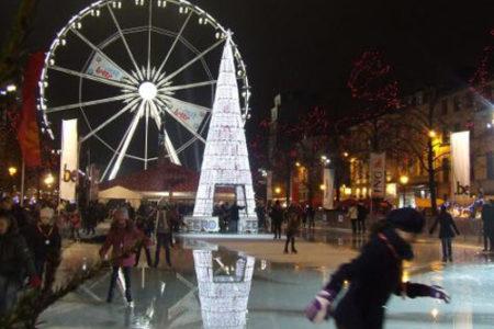 El Mercado de Navidad de Bruselas