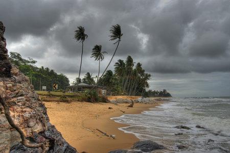 Rantau Abang, una playa en Terengganu, Malasia
