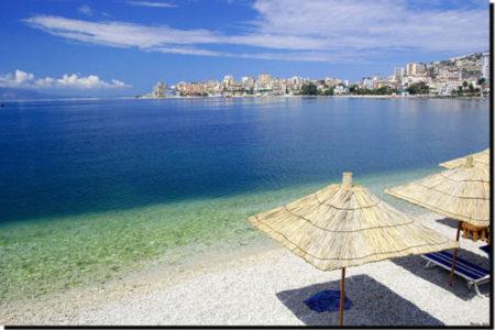 Saranda, destino mediterráneo en Albania