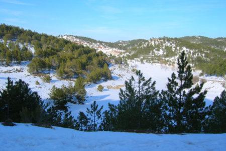 Vía Verde Albacete-Alcaraz, escapada senderista