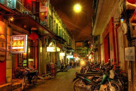 De Madrid a Hanoi, oferta de viaje