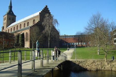 La Catedral de Odense, cientos de años de historia