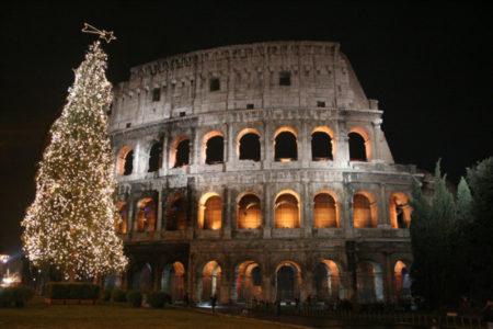 Escapadas navideñas a Londres y Roma