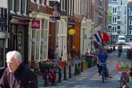 9 Calles, el distrito de compras más pintoresco de Amsterdam