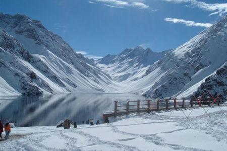 Portillo, esquiar en Chile