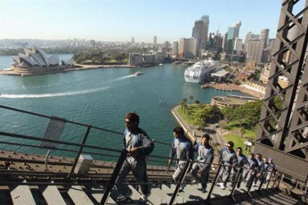 Top 5 de atraccciones en Sidney