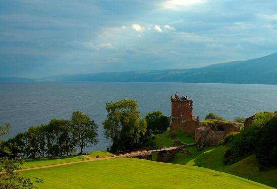 a o del turismo activo en escocia
