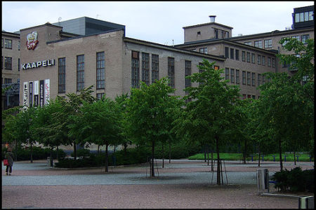 Kaapelitehdas, cultura en Helsinki
