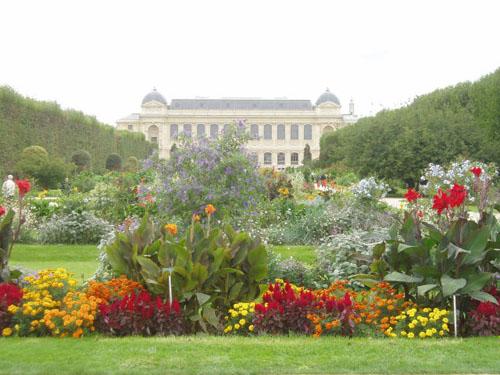 Gu A De Los Jardines De Par S