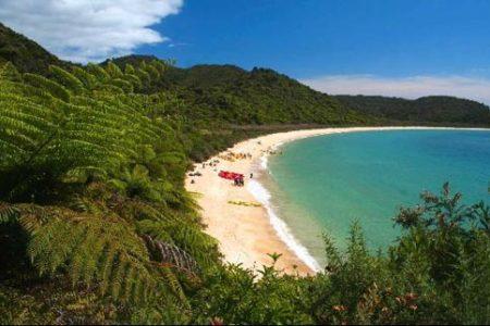 El Parque Nacional Abel Tasman