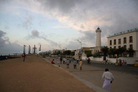 Pondicherry, destino tranquilo en India