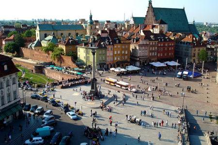 Guía de atracciones en Varsovia