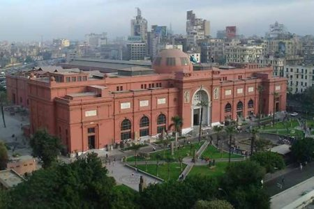 Reapertura del Museo Egipcio de El Cairo