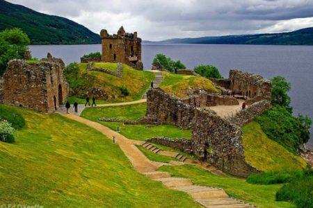 Rutas por Escocia