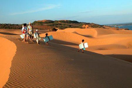 Mui Ne, destino de mar y dunas en Vietnam