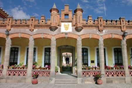 Hotel Soltepec, una antigua hacienda en México