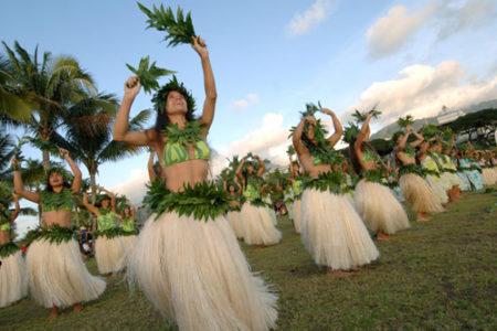 Heiva-i-Tahiti, el festival de la cultura polinesia