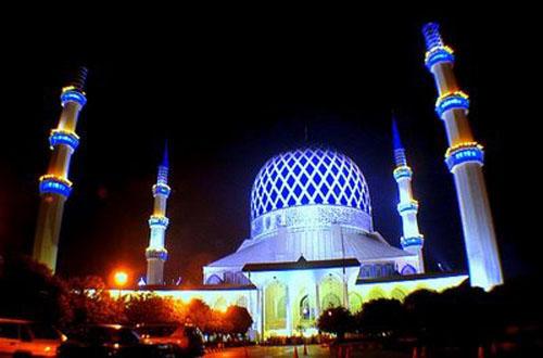 mezquita-azul-de-malasia