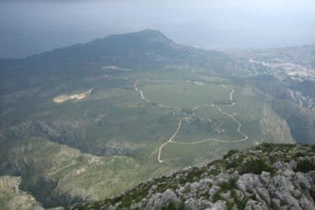 Escapada al Parque Natural El Montgó