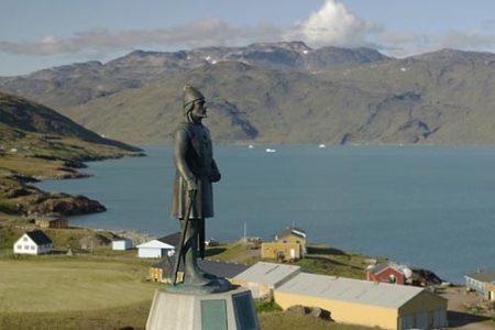 Quassiarsuk, la Costa Banana de Groenlandia