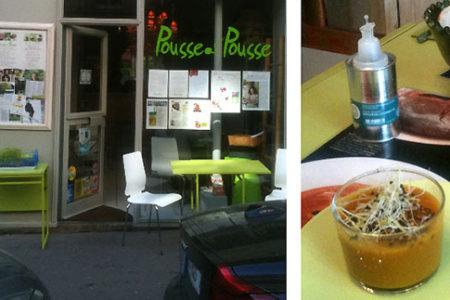 Guía de restaurantes vegetarianos en París