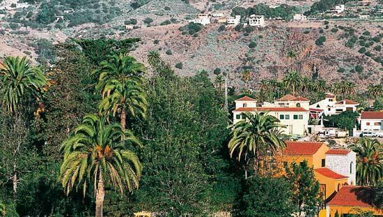 Villa de Santa Brigida, Gran Canaria
