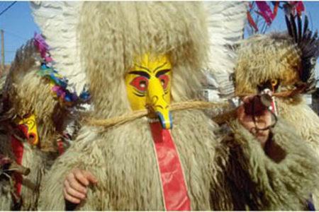 Tres carnavales en Eslovenia