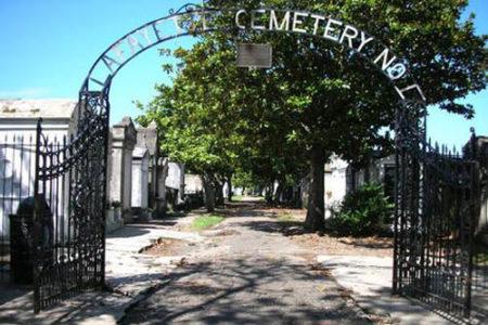 El Cementerio Lafayette, historia en Nueva Orleans