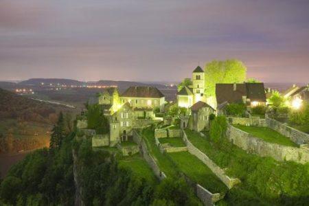 Chateau-Chalon, vinos e historia en Francia